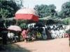 Zeremonie in Kofiase